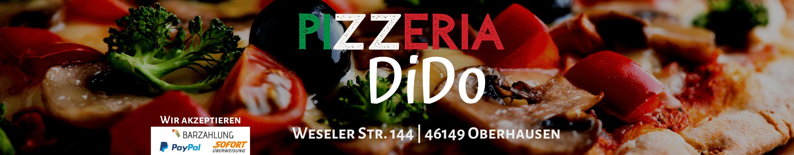 Pizzeria Dido Oberhausen, Weseler Str. 144, 46149 Oberhausen